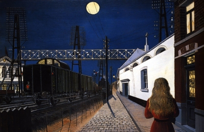 an analysis of venus asleep of paul delvaux The sleeping venus by paul delvaux  delvaux throughout the interpretation  of dreams, as well as his other writings, freud makes various.