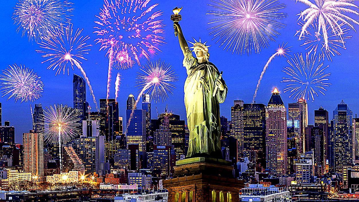 Almeno una volta nella vita capodanno a new york for Capodanno 2018 a new york