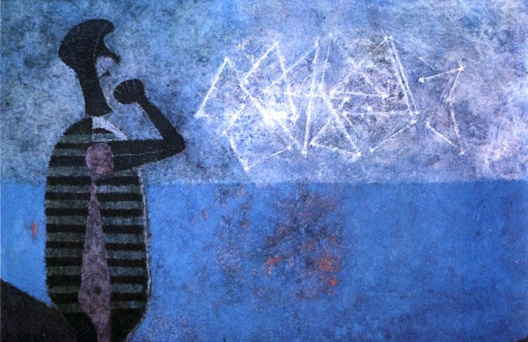 Dipinti Murali E Pittura Ad Ago : Rufino tamayo  pittore messicano meeting benches